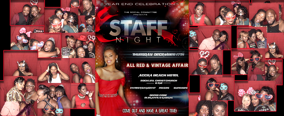 An All Red & Vintage Affair